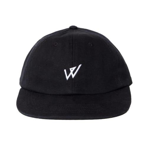 Wayward Skateboards Walphy Sports Cap - Black