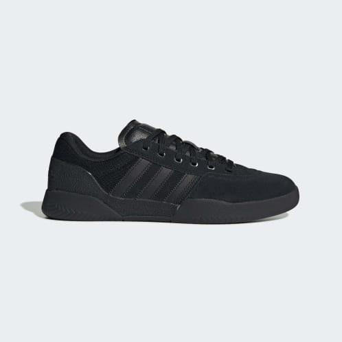 Adidas City Cup Shoes - Core Black/Core Black/Core Black