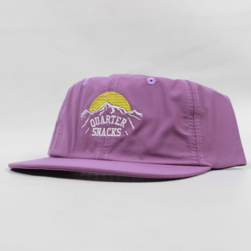 Quartersnacks Mountain Cap Lavender Nylon