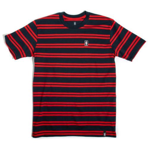 Girl Skateboards - Striped OG T-shirt.