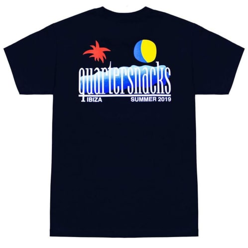 Quartersnacks - Summer 2019 T-shirt