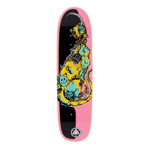 """Welcome Skateboards - Welcome Skateboards Cheetah on Sylphstick 