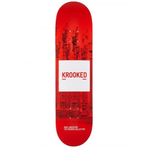 Krooked- Anderson Kollection Deck- 8.18