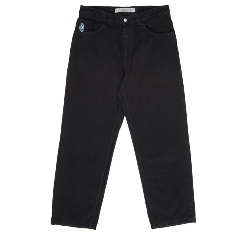 Polar Skate Co 93 Denim - Pitch Black
