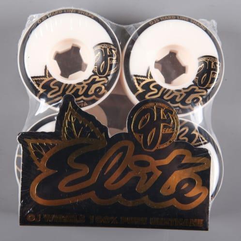 OJ 'Elites' EZ Edge 54mm 101a Wheels