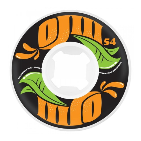 OJ Wheels From Concentrate 101a Wheels - 53mm
