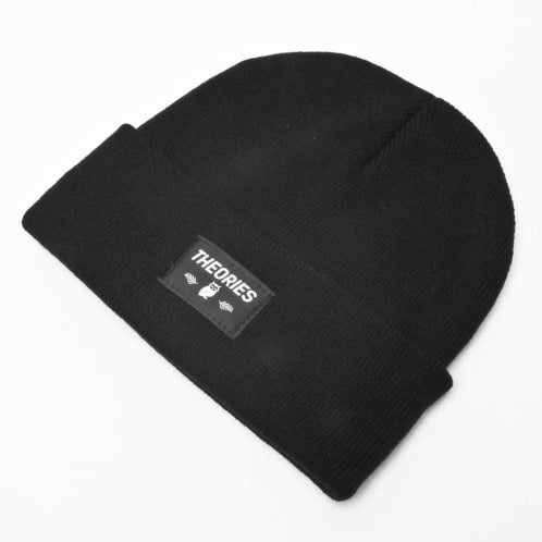 Theories Moluch Beanie Black