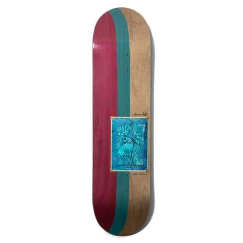 "Chocolate Skateboards - 8.0"" Kenny Anderson Folkloric Deck"