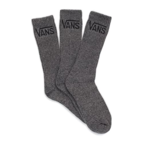Vans Mens Classic Crew Three Pack Socks (9.5-13)