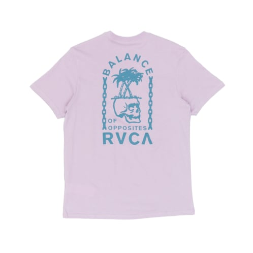 RVCA Bad Palms T-Shirt - Lavender