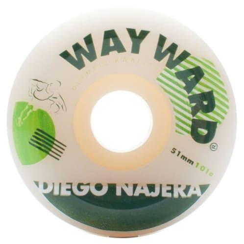 Wayward Wheels - Diego Najera Hurdle Wheel 51mm