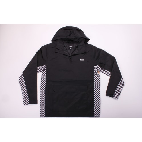 Vans Jacket Distort Anorak Black