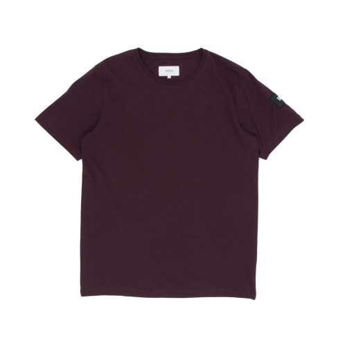 Makia Symbol T-Shirt - Wine