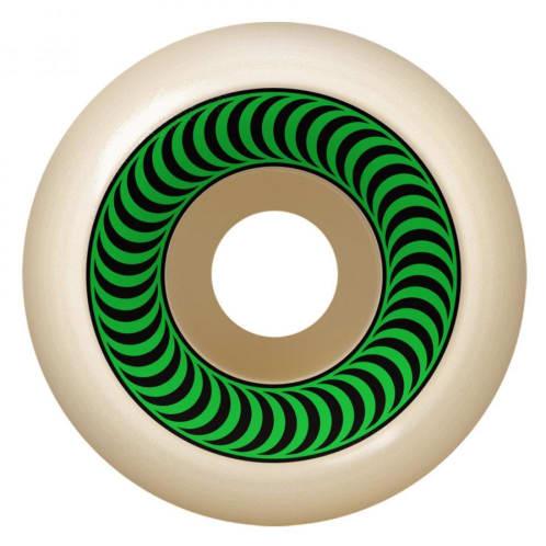 Spitfire Wheels - Spitfire OG Classics Skateboard Wheels 99D Green | 52MM