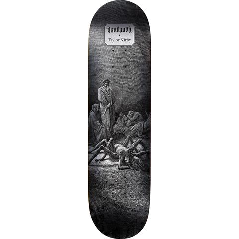 Deathwish Skateboards Taylor Kirby Dante's Inferno Deck - 8.125