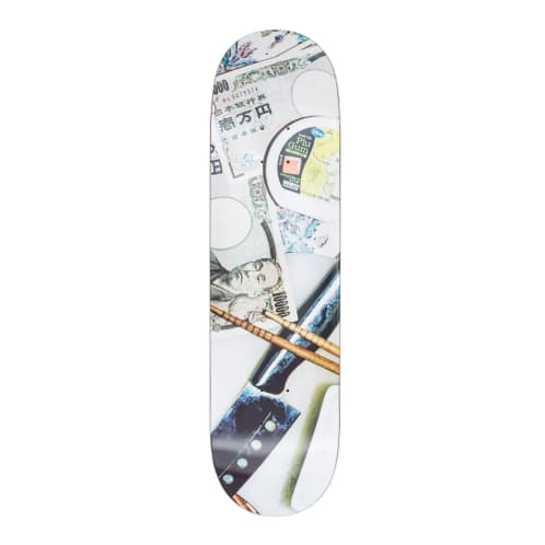 "Numbers Edition 6 Series 2 Miles Silvas Deck - 8.3"""