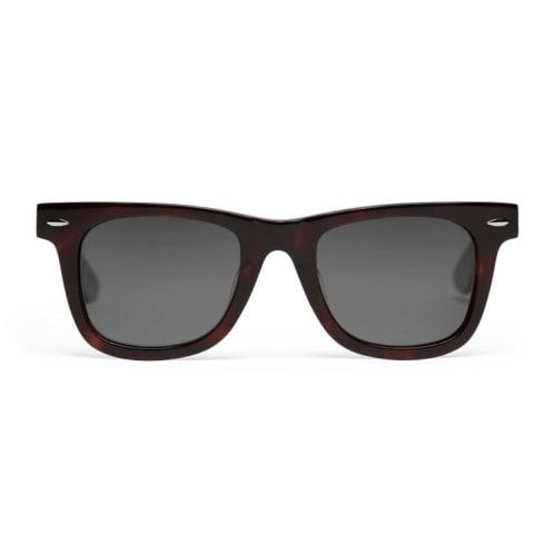 Carhartt WIP Fenton Sunglasses - Tortoise Shell/Black Lenses