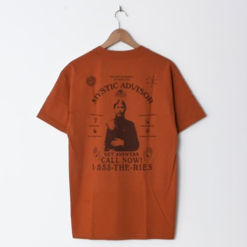 Theories Mystic Advisor Texas Orange (Back Print)