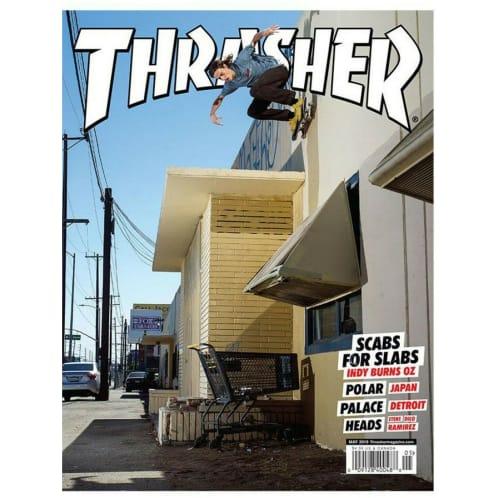 Thrasher Magazine May 2019 Issue