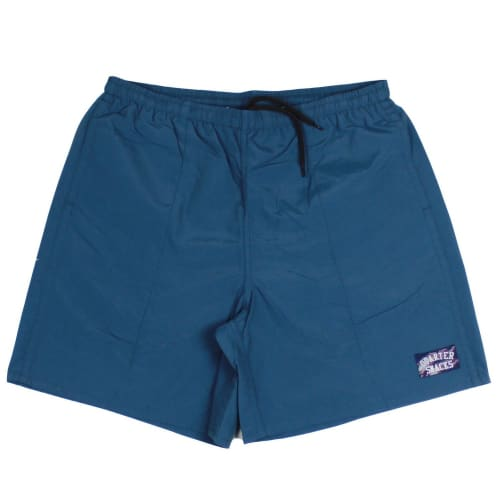 Quartersnacks Water Shorts Navy