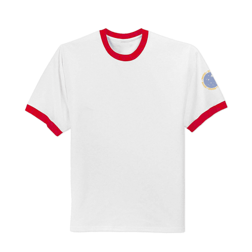 WKND X State Space Cadet White / Red