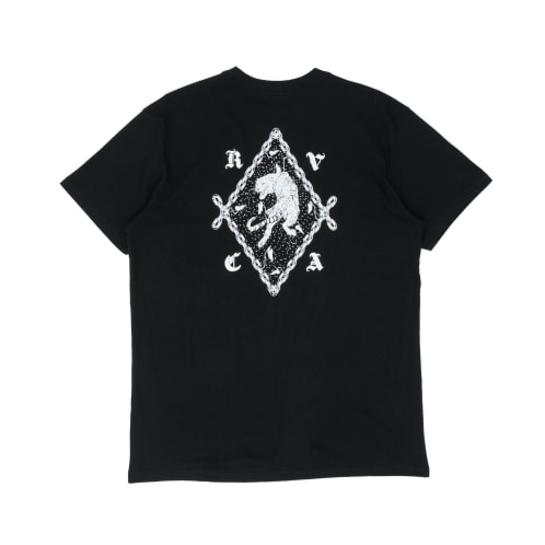 RVCA Tiger T-Shirt - Black