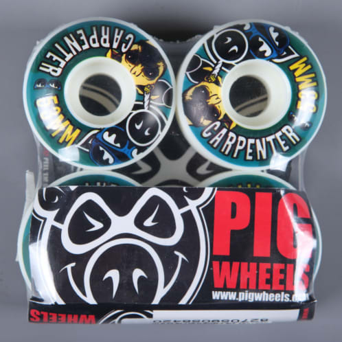 Pig 'Carpenter Vice' 53mm Wheels