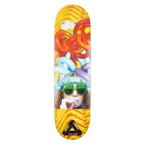 "Palace Skateboards Chewy S13 8.375"" Skateboard Deck"