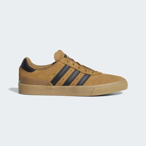 Adidas Busenitz Vulc Shoes - Raw Desert/Core Black/Gum 4