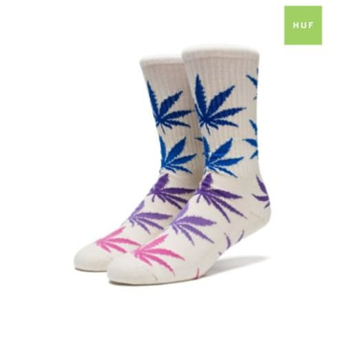 HUF Plantlife Socks - Solid FA17