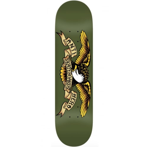 Anti Hero - Classic Eagle Deck - 8.38''