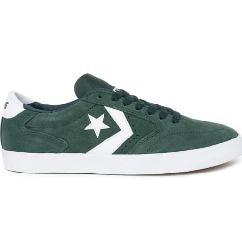 Converse Cons Checkpoint Pro Shoes - Deep Emerald/White/White