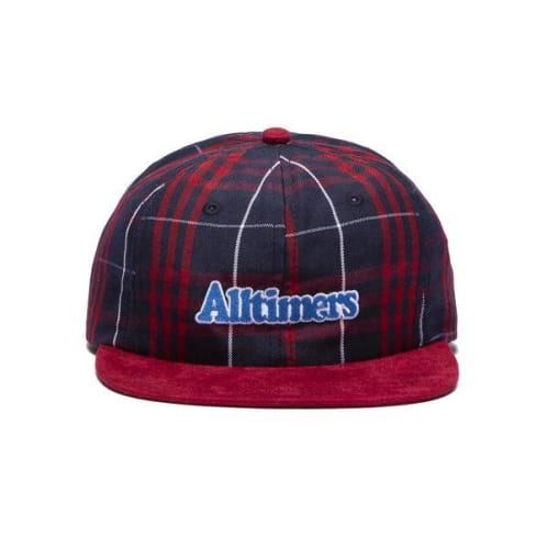Alltimers Basement Hat Red/Ruby/Navy