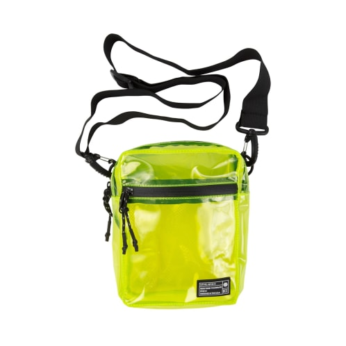 HEX Festival Crossbody Pouch - Yellow