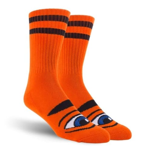 Toy Machine Sect Eye Socks - Orange