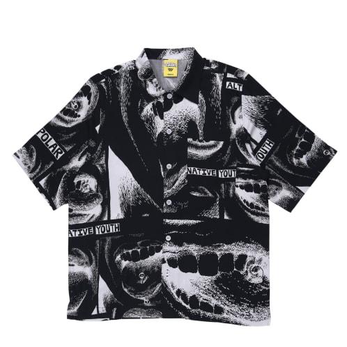 Polar x Iggy NYC Alternative Youth Shirt - Black