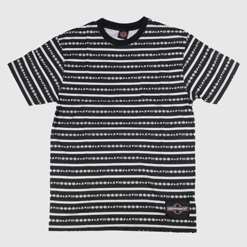 Independent Truck Co. Ante Pocket T-Shirt Black/White