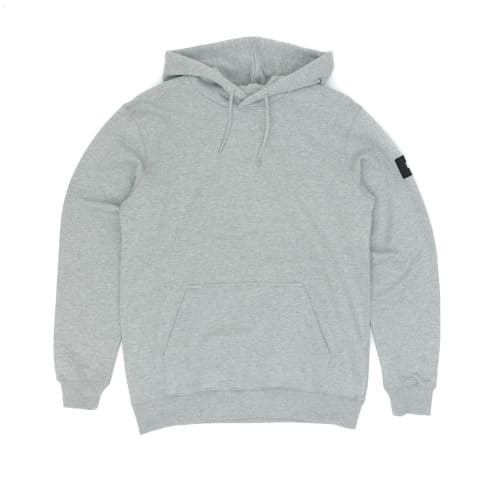 Makia Symbol Hooded Sweatshirt - Grey