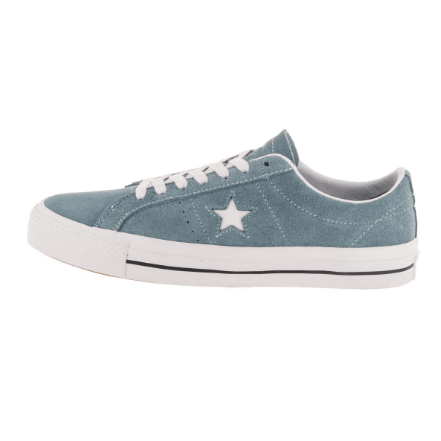 Converse One Star Pro OX CE Shoes - Celestial/Teal/Black