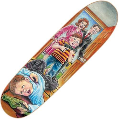 "Blind Skateboards - Accidental Gun Death Deck 8.75"" Wide"