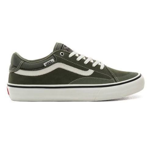 Vans - TNT Advanced Prototype Shoes - Green / Marshmallow