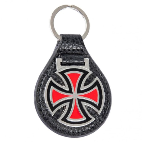 Independent Trucks Solo Keychain - Black