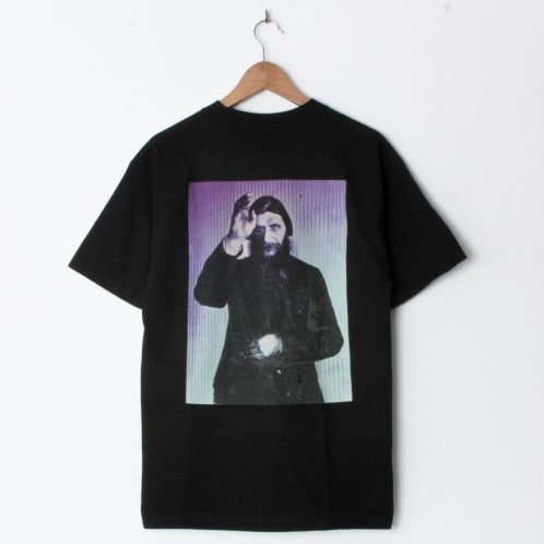 Theories Rasputin Black Gradient (Back Print)