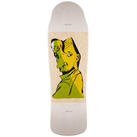 Baker Skateboard Mind Bends Riley Hawk Skateboard Deck - 9.5