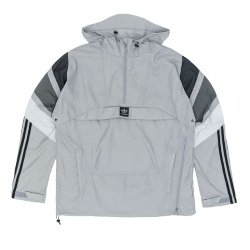 Adidas 3ST Track Jacket - Light Granite/Solid Grey/Onix