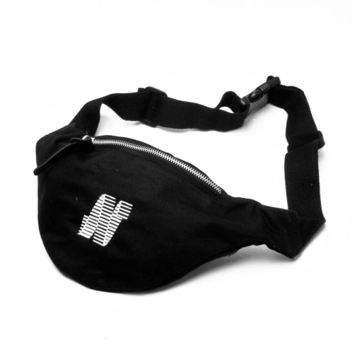 North N Logo Camera Bag Black