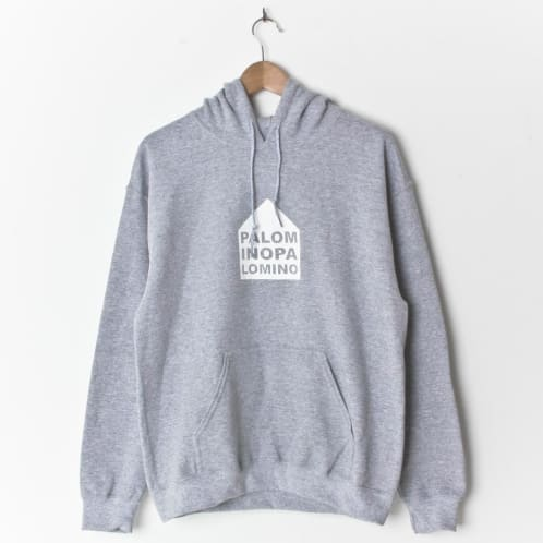 Palomino Market Trader Hood Heather Grey