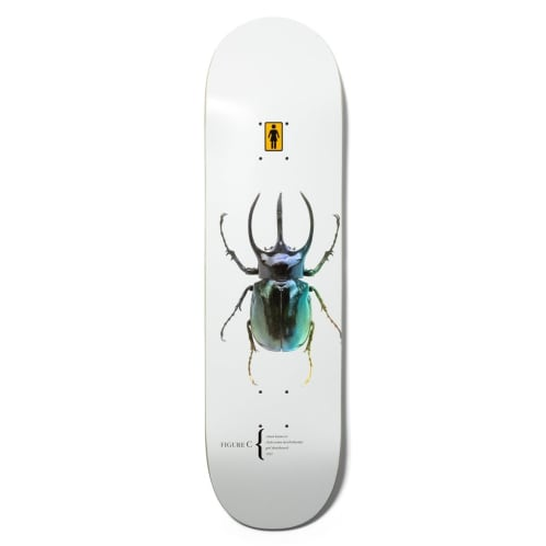 "Girl Skateboards - 8.5"" Simon Bannerot The Beetle Redux Deck"