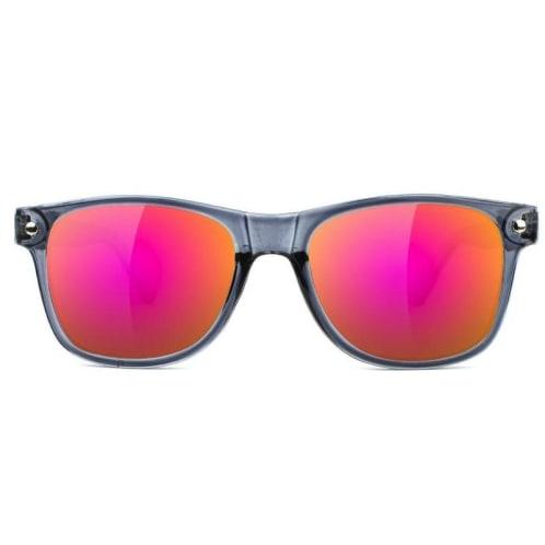 Glassy - Glassy Leonard Sunglasses | Grey & Purple
