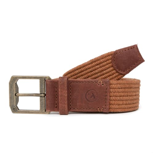 Arcade Norrland Belt - Brown/Caramel